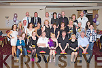 50TH BIRTHDAY: Joan Cunningham, Kerins Park, Tralee (seated centre) enjoying a great celebrating her 50th birthday with family and friends at Strand Road clubhouse, Tralee on Friday..