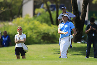 Ian Poulter (ENG) during the 1st round of the DP World Tour Championship, Jumeirah Golf Estates, Dubai, United Arab Emirates. 15/11/2018<br /> Picture: Golffile | Fran Caffrey<br /> <br /> <br /> All photo usage must carry mandatory copyright credit (&copy; Golffile | Fran Caffrey)