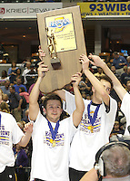 Basketball STATE CHAMPIONSHIP - Celebration