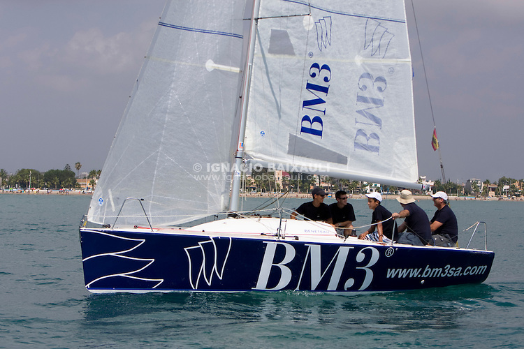 BM3 EQUIPO DE REGATAS .XIII TROFEO DE VELA CIUDAD DE BURRIANA Trofeo Caja Rural Burriana, Burriana, Castellón, Spain - Regata de flota/Fleet Race - Cruceros/Cruisser