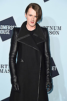 Gareth Pugh at the launch party for Skate at Somerset House, London, UK. <br /> 14 November  2017<br /> Picture: Steve Vas/Featureflash/SilverHub 0208 004 5359 sales@silverhubmedia.com