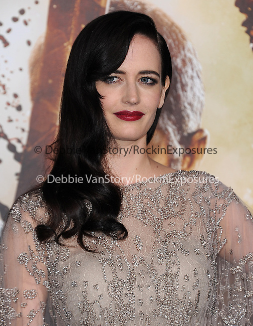 Eva Green attends The Warner Bros. Pictures L.A. Premiere of 300 : Rise of an Empire held at The TCL Chinese Theatre in Hollywood, California on March 04,2014                                                                               © 2014 Hollywood Press Agency