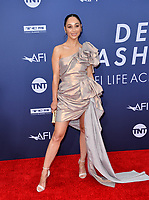 LOS ANGELES, USA. June 07, 2019: Cara Santana at the AFI Life Achievement Award Gala.<br /> Picture: Paul Smith/Featureflash