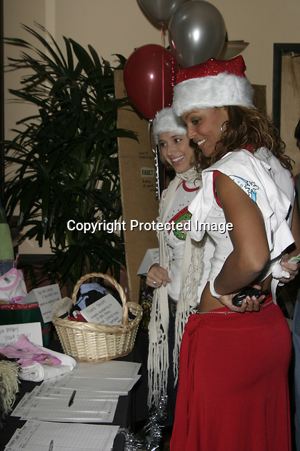 Kristen Miller &amp; Marquita Terry<br />
