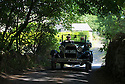 16/08/16<br /> <br /> Steven White takes a passenger for a tour of the Peak District.<br /> <br /> You'd be forgiven for thinking you'd had one drink too many if you called a cab in this Derbyshire Peak District village, because you'll get a 1929 vintage Model A Ford turn up as it's the only taxi in town!<br /> <br /> Full story here: https://fstoppressblog.wordpress.com/vintage-car-is-the-only-taxi-in-town/<br /> <br /> What's more, it's the oldest vehicle licensed for private hire in the UK, as cars usually have to be less than three years old to get a licence.<br /> <br /> But thanks to a special exemption to get round not having seat belts and the usual modern specifications, this fabulous-looking car is a regular sight pootling around the narrow lanes of the Derbyshire Dales.<br /> <br /> So when Debbie Slater needed a ride home from the Old Bowling Green pub in Winster she knew exactly who to call for an open-top ride in the sunshine.<br /> <br /> All Rights Reserved, F Stop Press Ltd. +44 (0)1773 550665