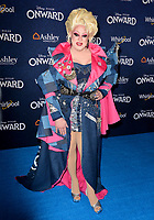 """LOS ANGELES, CA: 18, 2020: Nina West at the world premiere of """"Onward"""" at the El Capitan Theatre.<br /> Picture: Paul Smith/Featureflash"""