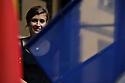 27/09/11 - CLERMONT FERRAND - PUY DE DOME - FRANCE - Shooting etudiant a l Ecole Superieure de Commerce - Photo Jerome CHABANNE