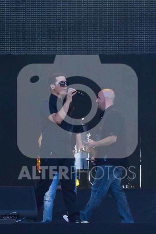 30.06.2012. Concert ´Maldita Nerea' during Rock in Rio Festival 2012 in Madrid. (Alterphotos/Marta Gonzalez)