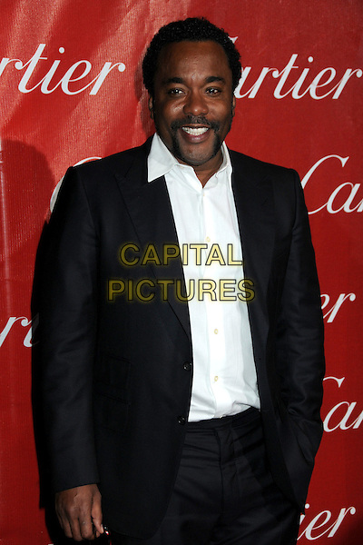 LEE DANIELS .Palm Springs International Film Festival Awards Gala 2010 held at the Palm Springs Convention Center, Palm Springs, California, USA, .5th January 2010..half length black suit white shirt .CAP/ADM/BP.©Byron Purvis/AdMedia/Capital Pictures.