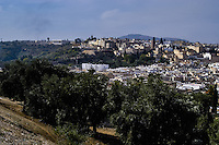 Morocco. The medina in Fes, Fes el Bali, is on UNESCO's World Heritage Site list.