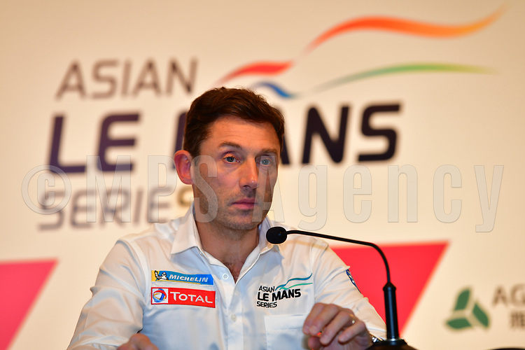 CYRILLE TAESCH WAHLEN (FRA) MANAGING DIRECTOR ASIAN LE MANS SERIES