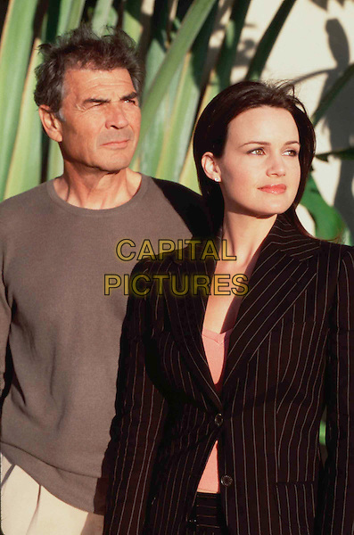 ROBERT FORSTER & CARLA GUGINO.in Karen Sisco.Filmstill - Editorial Use Only.Ref: FB.www.capitalpictures.com.sales@capitalpictures.com.Supplied by Capital Pictures.