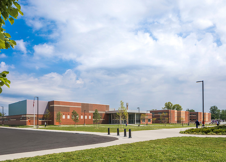 Columbus Africentric Early College | HKI, WSA Studio, Smooth Construction & Elford