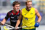 Belgium vs Australia