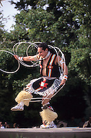 Native American Hoop Dance, Powhatan Renape Nation, Rankokus Indian Festival, New Jersey