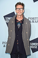 Oliver Peyton<br /> arriving for the Skate at Somerset House 2017 opening, London<br /> <br /> <br /> ©Ash Knotek  D3351  14/11/2017
