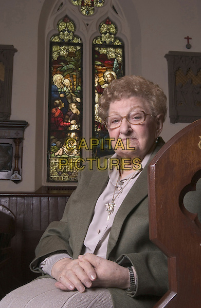 SISTER ROSE THERING.in Sister Rose's Passion.*Editorial Use Only*.www.capitalpictures.com.sales@capitalpictures.com.Supplied by Capital Pictures.