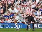 Juventus' Cristian Molinaro celebrates after scoring...Pre-Season Friendly..Sunderland v Juventus..4th August, 2007..--------------------..Sportimage +44 7980659747..admin@sportimage.co.uk..http://www.sportimage.co.uk/