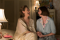 The Post (2017) <br /> Meryl Streep &amp; Alison Brie<br /> *Filmstill - Editorial Use Only*<br /> CAP/MFS<br /> Image supplied by Capital Pictures