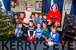 Santa came to the Tralee Rugby Club on Saturday