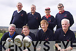 TEAM-MATES: The  Guinness Inter Society Final on Saturday at Killorglin Golf Club.