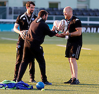 Broncos 1st team, academy and U16 training day at Ealing Trailfinders, Ealing, on Wed May 4, 2016