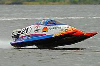 Jose Mendana, Jr., (#21) (SST-45 class)