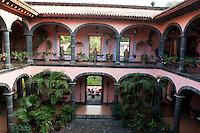 Hacienda San Antonio, Eco Chic Hotels, Mexico .  Colima, Mexico.