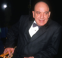 Telly Savalas<br /> 1991<br /> Photo By John Barrett/CelebrityArchaeology.com