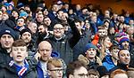 24.11.2018 Rangers v Livingston: Rangers fans