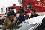 Mifflin Township Fire Department, December 6th, 2008, Unit 2, Station 133