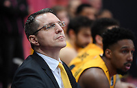 Basketball  1. Bundesliga  2016/2017  Hauptrunde  16. Spieltag  27.12.2016 Walter Tigers Tuebingen - MHP Riesen Ludwigsburg Manager Robert Wintermantel (Tigers)