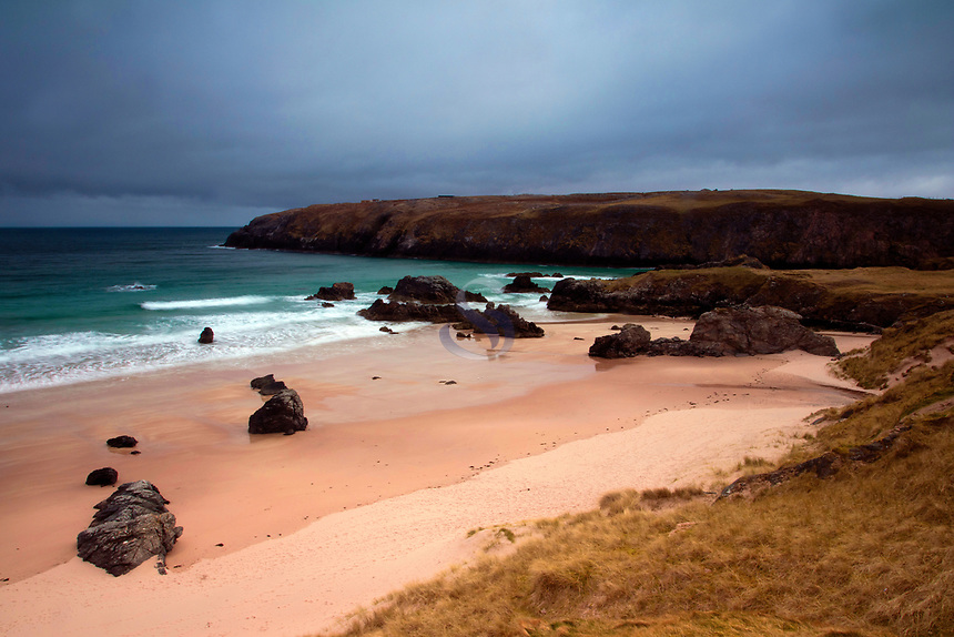Sango Bay, Durness, North Coast 500, Sutherland, Northwest Highlands