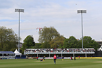 General view of play during Essex Eagles vs Hampshire, Royal London One-Day Cup Cricket at The Cloudfm County Ground on 30th April 2017