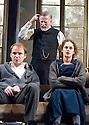 Philistines by Maxim Gorky, a new version by Andrew Upton ,directed by Howard Davies . With  Rory Kinnear as Pyotr,Phil Davis as Vassily,Ruth Wilson as Tanya. Opens at the Lyttleton Theatre  on 30/5/07   CREDIT Geraint Lewis