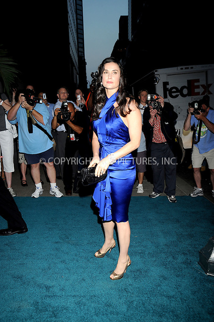 WWW.ACEPIXS.COM . . . . .....June 23, 2008. New York City.....Actress Demi Moore attends an event on June 23, 2008 in New York City...  ....Please byline: Kristin Callahan - ACEPIXS.COM..... *** ***..Ace Pictures, Inc:  ..Philip Vaughan (646) 769 0430..e-mail: info@acepixs.com..web: http://www.acepixs.com