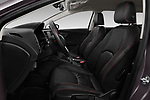 Front seat view of 2017 Seat Leon-ST FR 5 Door Wagon Front Seat  car photos