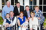 Lucy Shanahan celebrated her christening with her parents Linda and Don Shanahan Kiskeam in the Killarney Heights on Saturday night her god parents Judy Lane Kiskeam and Sean Cronin Kilflynn, grandparents Patrick and Margaret Lane Kisekeame and Sean Cronin Kilflynn