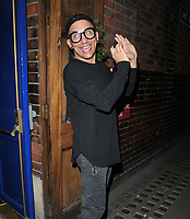 Bianca Del Rio (Roy Haylock) at the &quot;Everybody's Talking About Jamie&quot; theatre cast stage door departures, Apollo Theatre, Shaftesbury Avenue, London, England, UK, on Friday 10th May 2019.<br /> CAP/CAN<br /> &copy;CAN/Capital Pictures