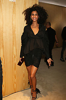 "NEW YORK, NY - NOVEMBER 6, 2019 Imaan Hammam attends the Kanye West ""Follow God"" music video presentation at the Burberry Store, November 6, 2019 in New York City. <br /> CAP/MPIWG<br /> ©WG/MPI/Capital Pictures"