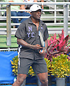 DELRAY BEACH, FL - NOVEMBER 24: Seal attends the 30TH Annual Chris Evert Pro-Celebrity Tennis Classic Day3 at the Delray Beach Tennis Center on November 24, 2019 in Delray Beach, Florida.  ( Photo by Johnny Louis / jlnphotography.com )
