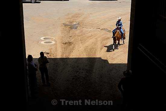 miss rodeo utah horsemanship competition; 7.19.2006<br />