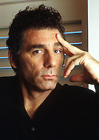 "Michael Richards of the television show, ""Seinfeld."""