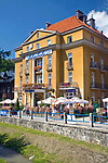 Pensjonat Małopolanka, Krynica Zdr&oacute;j, Polska<br /> Guest house Małopolanka, Krynica Zdr&oacute;j, Poland