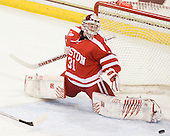 Kieran Millan (BU - 31) - The Boston College Eagles defeated the visiting Boston University Terriers 5-2 on Saturday, December 4, 2010, at Conte Forum in Chestnut Hill, Massachusetts.