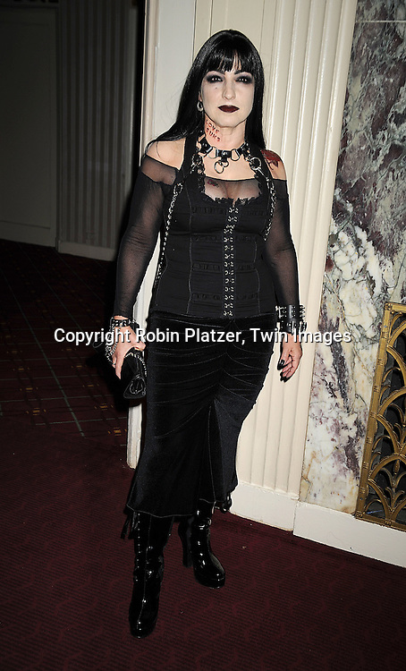 Gloria Estefan..at Bette Midler's New York Restoration Project's 13th Annual Hulaween Gala on October 31, 2008 at The Waldorf Astoria in New York City. ....Robin Platzer, Twin Images