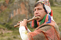 Beginning in Inca times, instruments were made from any resources found, such as metal, bone, or seashells. They used these materials, combined with the guitar, violin, and harp, which they later adopted, in order to produce a wide variety of genres.