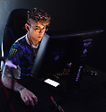 """CORAL GABLES, FL - APRIL 13: Russel """"Twistzz"""" Van Dulken, of Team Liquid  in action during the Blast Pro Series Miami eSport tournament at Watsco Center on April 13, 2019 in Coral Gables, Florida. ( Photo by Johnny Louis / jlnphotography.com )"""