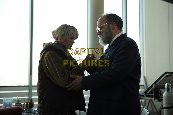 Robin Wright, Paul Giamatti<br /> in The Congress (2013) <br /> *Filmstill - Editorial Use Only*<br /> CAP/FB<br /> Image supplied by Capital Pictures