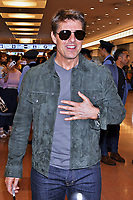 Mission: Impossible - Fallout Cast Seen At Tokyo International Airport